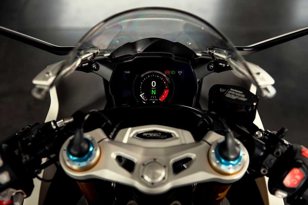 Triumph Speed Triple 1200 RR