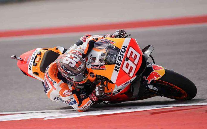 Gara MotoGP Austin 2021