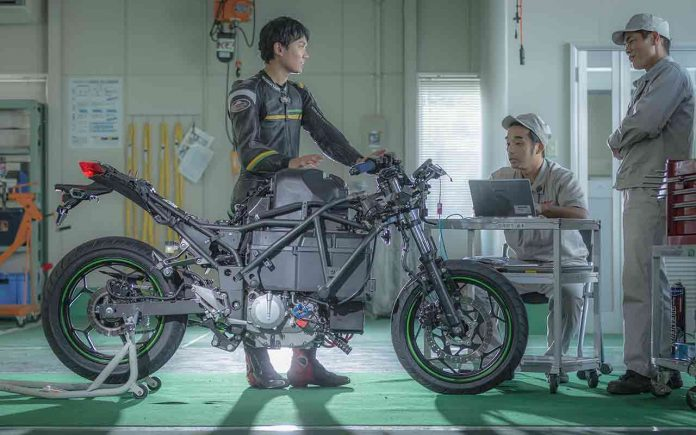 Nuovi prodotti Kawasaki 2022